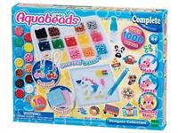 Aquabeads 31058 Designer Collection with Over 1000 Beads Unicorn Colour Set