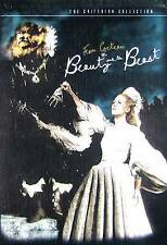 NEW Beauty and The Beast (The Criterion Collection) (DVD)