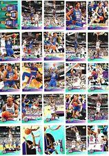 Michael Jordan 1992-93 All Star Weekend Basketball 25 Card Complete Lot Set