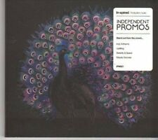 (BU184) Independent Promos, 23 tracks - DJ CD