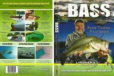Lindner Bass Fishing Fine-Tuned Patterns Drop Shotting Reeds Clear Water Dvd New