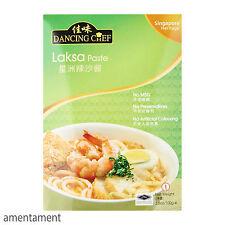 Thailand Dancing Chef Laksa Paste 100g