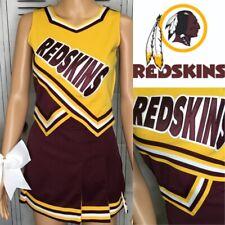 Cheerleading Uniform Washington Redskins Adult S