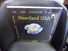 Heartland USA Peoria Weekly Paper PRAIRIE SUN Local Band Compilation LP Sealed