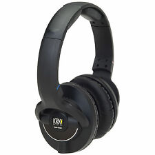 KRK KNS 8400 Cable Headphones - Black