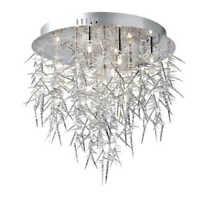 Design Deckenleuchte rund Hängelampe Flur BAD Deckenlampe Schlafzimmer Lampe