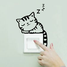 New Removable Art Vinyl Quote DIY Cats Wall Sticker Decal Mural Home Room Decor