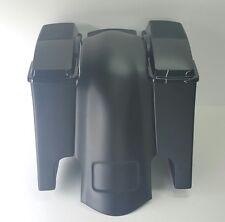Abs 6x9 Speaker Lids Harley Davidson Saddlebags Overlay Fender Dual Exhaused Flh