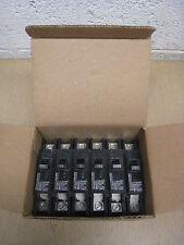 New Siemens BQXD BQ1B015QLD 15-Amp 1-Pole 15A 1P Circuit Breaker Box of 6
