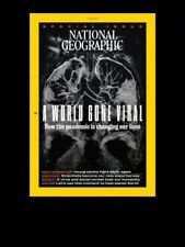 NATIONAL GEOGRAPHIC MAGAZINE-NOVEMBER 2020-A WORLD GONE VIRAL-SPECIAL ISSUE