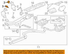 ( 1 ) GENUINE GM 20893953 Gasket - Exhaust Manifold/Converter