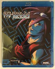 PHI BRAIN: PUZZLE OF GOD - S1 Collect 1 - NEW BLU-RAYS! Free First Class In U.S.