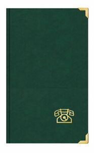 Stylex Adressbuch Anschriften Register Telefonbuch A5 Messingecken Adressbücher