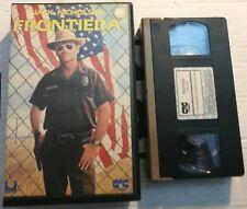 VHS - FRONTIERA di Tony Richardson [CIC]