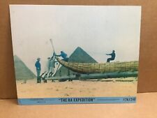 The RA Expedition  8x10 Movie Lobby Card Set of 8