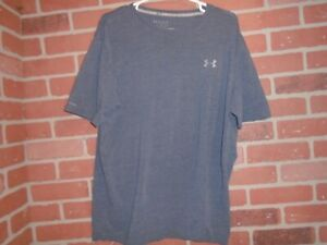 UNDER ARMOUR MENS CHARGED COTTON TSHIRT SIZE XLARGE