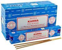 SATYA KARMA INCENSE STICKS WITH VARIOUS OPTIONS - 400057