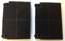 Electrolux / Faber EFF70 Cooker Hood Carbon Filter - Pack of 2