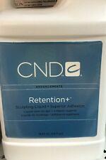 CND RETENTION+ SCULPTING LIQUID 64oz/1894ml SUPERIOR ADHESION *PRIMERLESS*