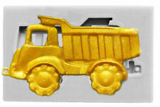 Dump Truck Construction Silicone Mold