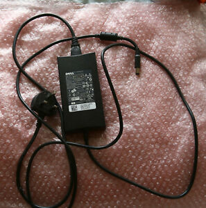 Original Dell 0WRHKW 0JU012 130W 19.5V 6.7A Power Adapter with UK Plug TESTED