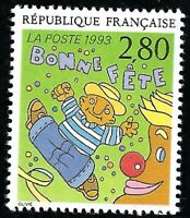 Timbre France  N°2837