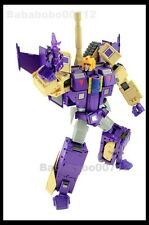 New DX9 toys Transformers D08 Gewalt MP version Blitzwing In Stock