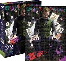 AQUARIUS JIGSAW PUZZLE DC COMICS - THE JOKER HEATH 1000 PCS #65287