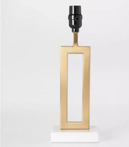Weston Window Small Lamp Base Brass - Project 62™ set 2 pcs