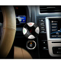 Bluetooth V3.0 Stereo Fm Transmitter for iPhone 7 X 8 Plus Lg V30 Moto Z2 Play