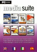 Media Suite PC CD ROM