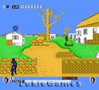 Cabal - Fun NES Nintendo Shooter