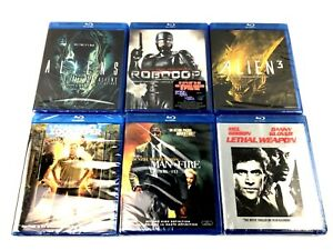 Blu-Ray Movies Choice Variations Comedy Action Adventure Kids Anime Drama & More