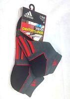 adidas performance climaccol 2 pair socks  D02651 Jr.& Men's Fit Shoe size 3 ~ 9