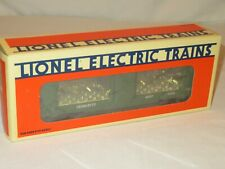 LIONEL TRAIN 6-19419 CHARLOTTE GOLD BULLION MINT CAR NEW O gauge