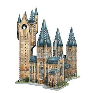 Wrebbit 3D Harry Potter Hogwarts Astronomy Tower Puzzle 875 Pieces