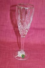 Waterford Crystal Araglin Platinum Flute Champagne NEW