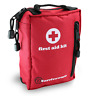 Surviveware Small First Aid Kit for Hiking, Backpacking, Camping, Travel, Car &