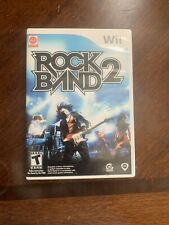 rock band 2 wii Game