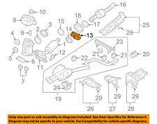VW VOLKSWAGEN OEM 09-14 Jetta 2.0L-L4 Exhaust-Flap 1K0253691J