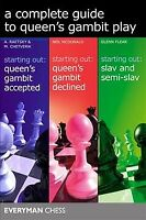 complete guide to queen's gambit play, Paperback by Raetsky, Alexander; Chetv...