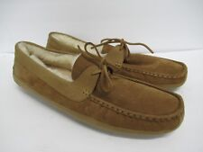 New! UGG Australia 5102 Olsen Suede Slipper in Chestnut Brown Men's Sz: 18