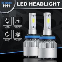 H8/H9/H11 36W 8000LM Car LED Headlight Hi/Lo Power Bulbs Fog Light 6000K 12V