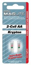 MagLite LM2A001 Mini-Mag 2 Cell AA Xenon Relacement Flashlight Lamp/Bulb 1 Pack