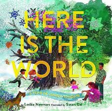 Here Is the World: A Year of Jewish Holidays-ExLibrary