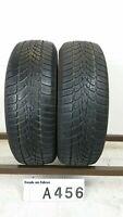 2 x Winterreifen Dunlop SP Winter Sport 4D 195/65 R15 91T M+S