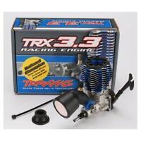 Traxxas 5407 TRX 3.3 Engine IPS Shaft w/Recoil Starter : REVO TMAXX JATO RUSTLER
