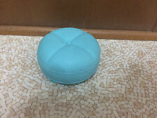 Barbie My Scene Accessory Blue Stool Chair Ottoman Boutique Shop Store Furniture