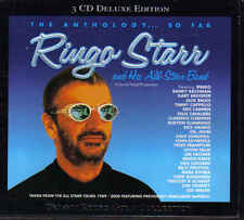 Ringo Starr-The Anthology So Far 3 cd Album boxset