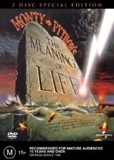Monty Python's Meaning Of Life (DVD, 2003, 2-Disc Set) New Sealed   3999